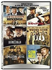 Western 6-Film Collection DVD