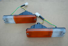 DAIHATSU ROCKY FEROZA BLIZZARD FOURTRAK FRONT TURN SIGNAL LAMP ASSY LH/RH