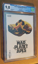 War for the Planet of the Apes #1 Full Metal Jacket Poster Homage CGC 9.8 NM+/M