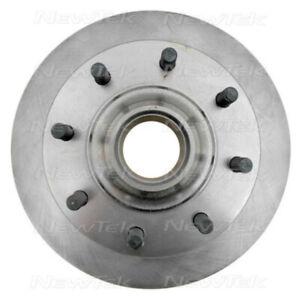 Disc Brake Rotor Front NewTek 5535
