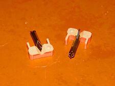 Paire (2) remplacement shure N75-6 stylus M75-6 M75B plateau tournant pièces
