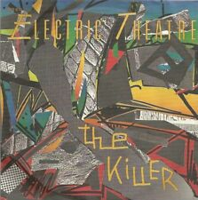Electric Theatre - The Killer / The Fire Drum (Vinyl-Single 1985) !!!