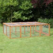 5ft XL Chartwell Rabbit Run Guinea Pig Cage Outdoor Garden Deluxe Playpen Fence
