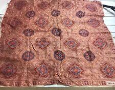 Paoli Scarf Vintage 30� Square