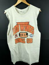 VINTAGE 1997 ROCHESTER RED WINGS BASEBALL T-SHIRT SIZE M