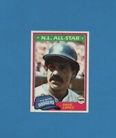 1981 Topps Dave Lopes Baseball Card #50 Los Angeles Dodgers