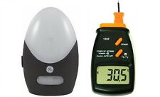Ghost Hunting Digital LCD Thermometer Ambient Air Detect + Motion Sensor 2KIT