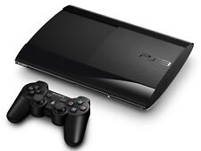 Console Sony PS3 PLAYSTATION 3 SUPER SLIM HDMI 12GB garanzia 1 ANNO !