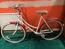 Lovely Unusual Red Retro RALEIGH CAPRICE Ladies Bike SHOP DISPLAY/Delivery