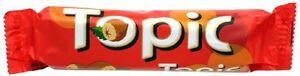 TOPIC CHOCOLATE 24 BARS X 47G. Fresh Stock Long Date Cheapest On Ebay