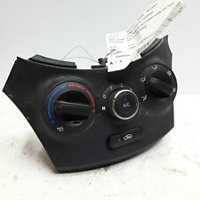 15 16 17 Hyundai Accent manual heater AC control dull finish W/O heated seats
