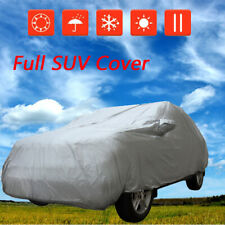 Full Car Cover For Car SUV Truck WaterProof In Out Door Dust Rain Snow Protector