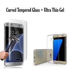 Coque Gel & Verre Trempé Protecteur D'écran Pour Samsung Galaxy S8 (2017)