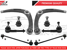 FOR CITROEN C4 FRONT LOWER CONTROL ARMS BUSHES BALL JOINTS LINKS TRACK ROD ENDS