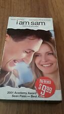 I am Sam - Sean Penn & Michelle Pfeiffer -  VHS VIDEO