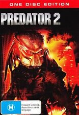Predator 2 - DVD Region 4
