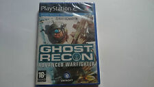 GHOST RECON ADVANCED WARFIGHTER PLAYSTATION 2 PS2 ESPAÑA.NUEVO.SEALED.PRECINTADO