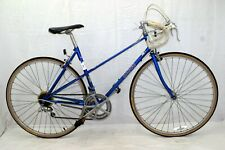 "Sanwa Classic Touring Road Bike M 56cm 27"" Dia-Compe Shimano SIS Steel Charity!"