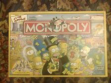 SIMPSONS Monopoly Gioco Set