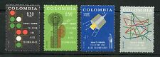 TIMBRE / STAMP / COLOMBIA COLOMBIE  NEUF ** NON DENTELE ESPACE