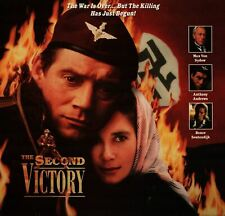 The Second Victory Laserdisc Movie -- Rare!!