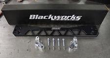 Blackworks BWR Rear Subframe Brace 96-00 Honda Civic EK Black