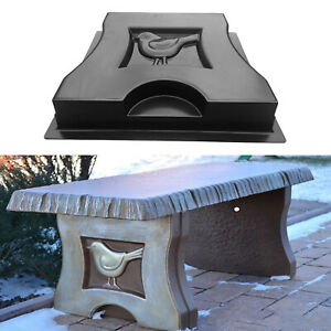 Plastic Bench Leg Mould Bird Shaped Stepping Stone for Paving Paver Pathmate