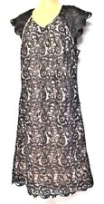 plus sz M / 20 TS TAKING SHAPE EVENT WEAR Dynasty Dress lace sexy NWT rrp$280!