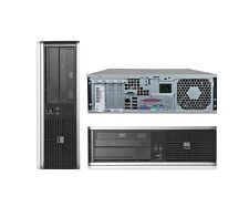 HP DC7900 SFF Core 2 Quad @ 2.66Ghz RAM: 4GB DDR2 /HDD: 500GB  SATA