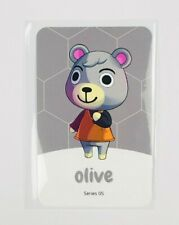 Amiibo NFC Karte Animal Crossing Olive/Linda