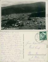 Ansichtskarte Haidmühle Blick auf die Stadt 1935