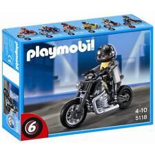 PLAYMOBIL - 5118 - moto custom neuf jamais ouvert