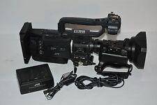 JVC GY-HD100U Camcorder W/ Fujinon Th16x5.5BRMU Lens -READ-