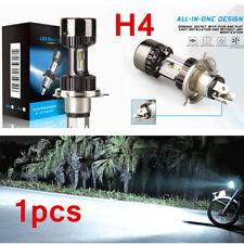 1pcs H4 CREE LED Headlight Motorcycle 30W 6000K Replace Hi/Lo Beam Bulb Lamp