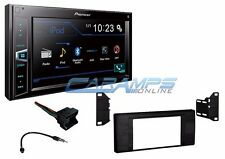NEW PIONEER CAR STEREO RADIO W/ BLUETOOTH & DIGITAL MEDIA W/ INSTALL KIT FOR X5
