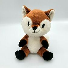 BABW Build A Bear Smallfry Clever Red Fox Retired Buddy Brown 7 Inch Height
