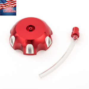 US Motorcycle Gas Fuel Petrol Cover Tank Cap For Honda CRF150F CRF230F 2003-2017