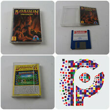 Barbarian A Palace Game for the Commodore Amiga Computer tested & working