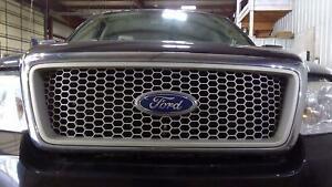 2004-2008 Ford F150 Upper Grille Chrome Honeycomb Insert ~ Bad Emblem OEM