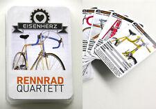 Eisenherz Rennrad Quartett | Cinelli | Colnago | Rickert | Merckx