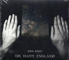 Bird Radio - Oh Happy England (2015 CD) Walter de la Mare Poems To Music (New)