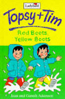 Red Boots, Yellow Boots (Ladybird Topsy & Tim Storybooks), Adamson, Gareth, Adam
