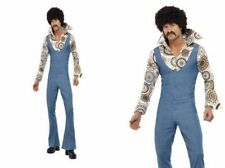 Costumi e travestimenti blu per carnevale e teatro da uomo Anni'70