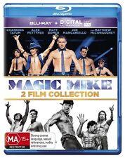 Magic Mike / Magic Mike XXL (Blu-ray, 2015, 2-Disc Set)