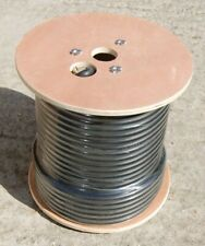 50m RG213 MIL SPEC 50 OHM low loss Coax Cable 50 metre Drum