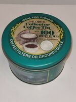 Collector Tin, Mr. Coffee Collector Tin Limited Edition