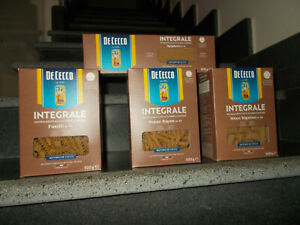 Pasta De Cecco Integrale 15 pacchi da 500g  spaghetti penne fusilli maccheroni