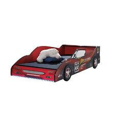 METEOR - Letto-Auto da corsa in stile laccato lucido - 90x200 cm