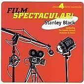 STANLEY BLACK-FILM SPECTACULAR-25 CLASSIC FILM... NEW CD