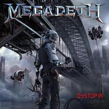 MEGADETH (DYSTOPIA CD - SEALED + FREE POST)